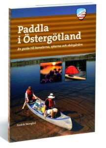 Boken Paddla i Östergötland