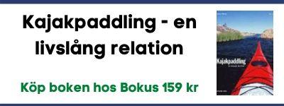 Bok - Kajakpaddling - en livslång relation