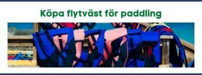 Flytväst för paddling