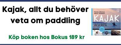 Kajak, allt du behöver veta om paddling