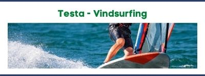 Testa - Vindsurfing