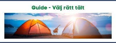 Välj rätt tält